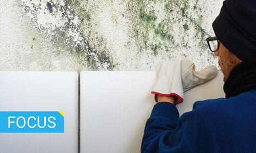 Ristrutturare casa i rimedi contro l umidit - Come togliere l umidita in casa ...
