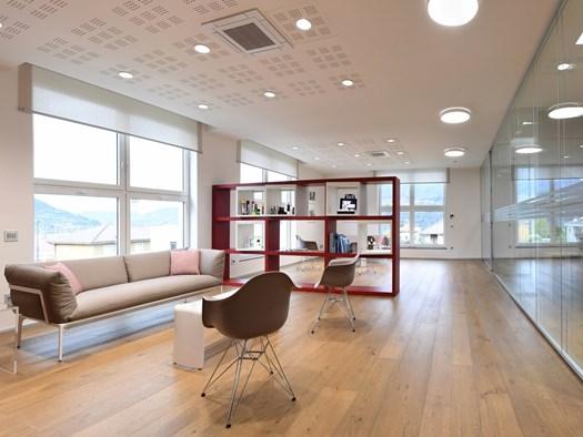 Ufficio Elegante Vita : DuttilitÀ e comfort. in ufficio come a casa