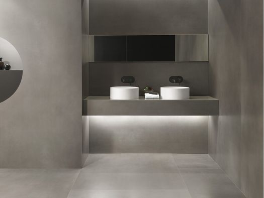 La ceramica spagnola a cersaie 2018 for Arredo bagno aziende produttrici