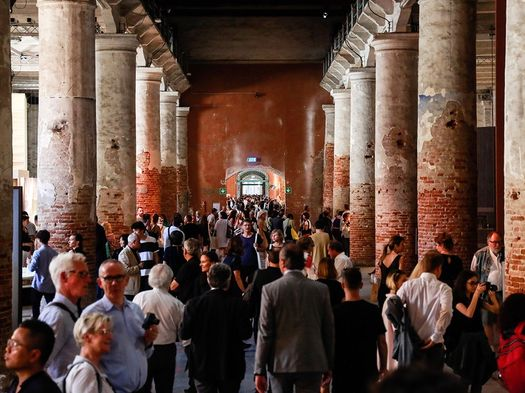 Photo Courtesy La Biennale di Venezia