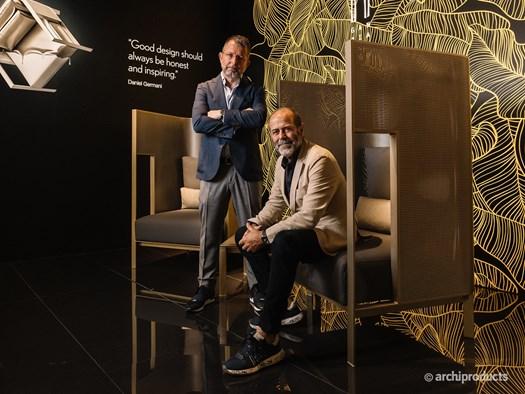 Daniel Germani + José A. Gandía-Blasco_photo © Archiproducts