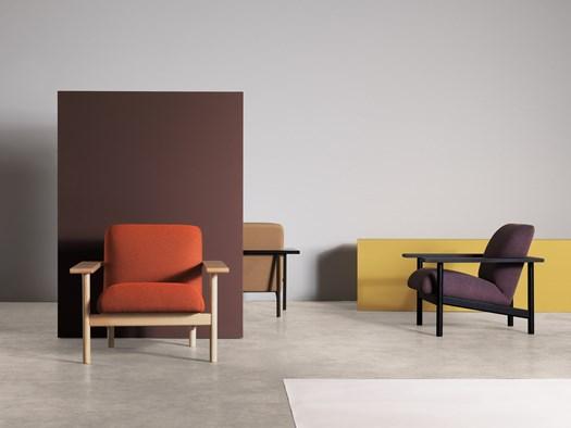 Kinoko armchair, Zilio A&C