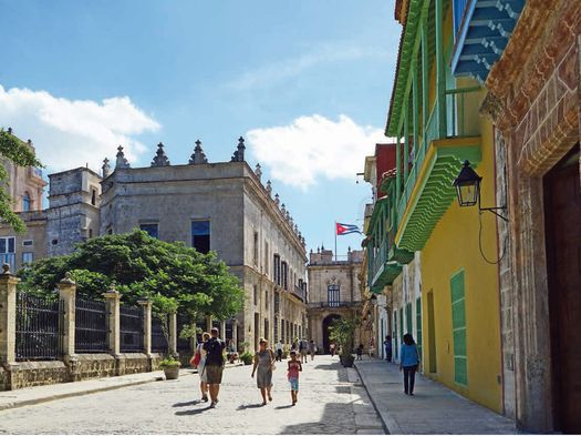 L'Avana centro storico © rivista Area