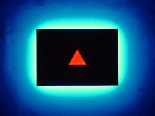 1993, Nanda Vigo, 'Light progressions', Omaggio a Gio Ponti