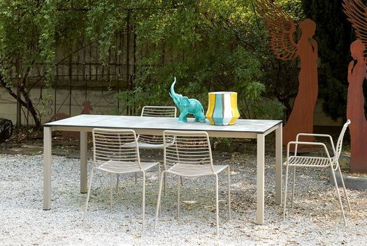 Pranzo Allungabile + Summer, SCAB Design