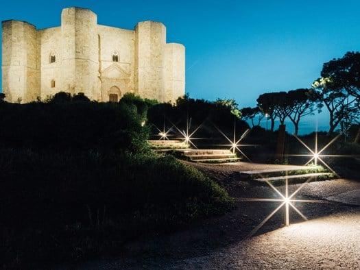 Luca Marianaccio (1986), Castel del Monte (1240), Andria, photo 2019