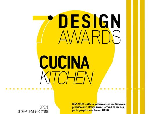 7° Design Award 'Accendi la tua Idea'