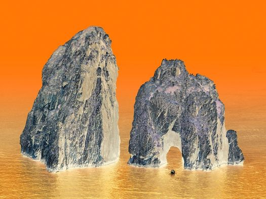 Olivo Barbieri: Capri 2013