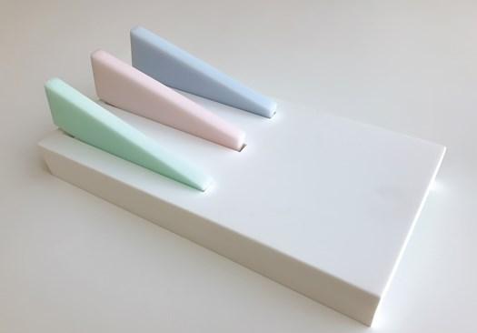'Seamless in Pastel', HI-MACS® per Natascha Van Reeth