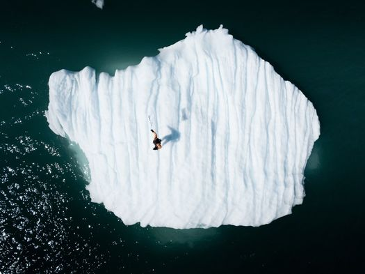Iceberg Nations di Fernando Martín Borlán