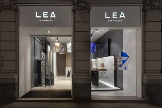 LEA, Showroom Mockup_Milan 2019_ph alessandro nassiri