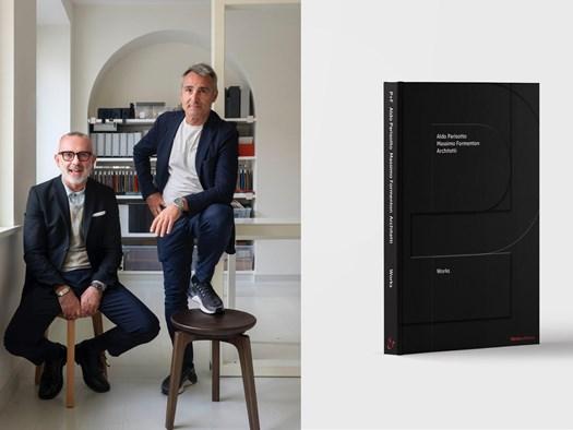 Massimo Formenton e Aldo Parisotto - Parisotto + Formenton Architetti Ph: Giulio Ghirardi