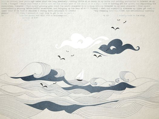 Officinarkitettura, chasing the whale (moby dick)