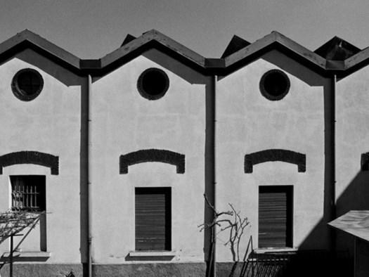 Gabriele Basilico, Milano ritratti di fabbriche, 1978 | © Archivio Gabriele Basilico