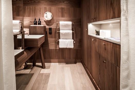 Coeur de Megeve suite con bagno Dressage GRAFF ph Tavares Gomes