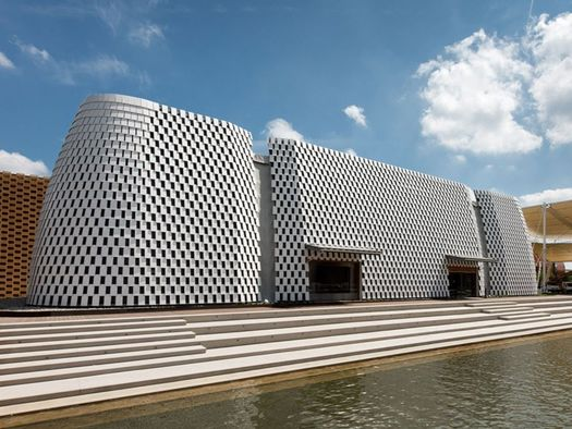Intesa Sanpaolo Pavilion Expo Milano 2015, una delle sedi del Milano Innovation District