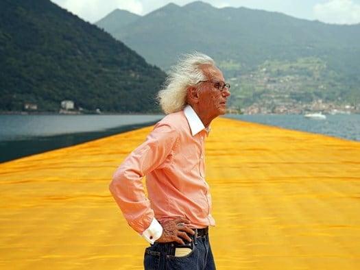 Ph. © Christo Jeanne Claude