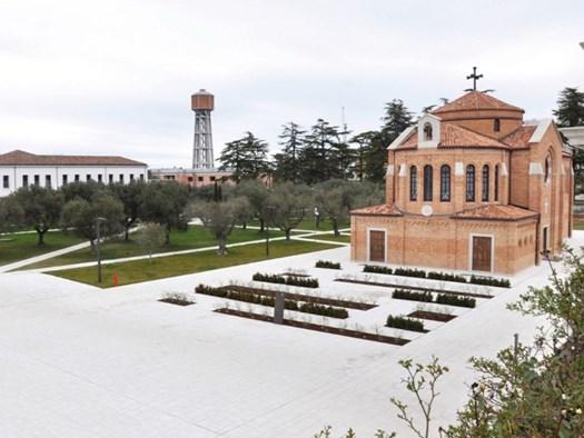 XV Premio Architettura Città di Oderzo - Intervento di recupero dell'isola di Sacca Sessola, CZ studio associati - Progetto Vincitore
