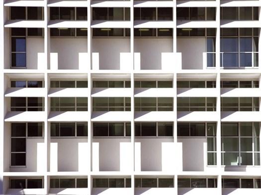 Officine Olivetti, Ivrea (1961)   Prima opera architettonica ad essere premiata dall'IN/ARCH