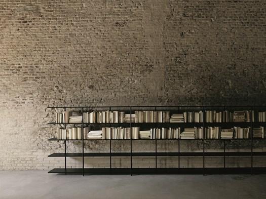 Aero bookcase, Living Divani