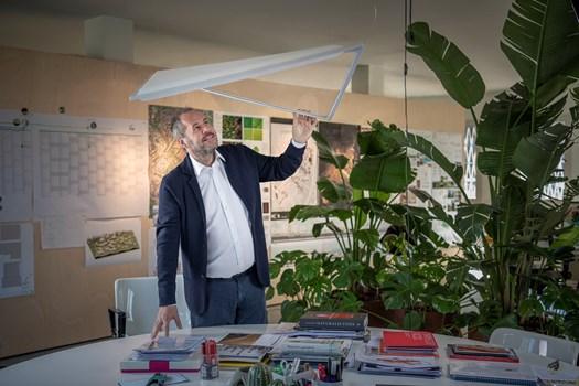 Mario Cucinella per Artemide_ph Giovanni De Sandre
