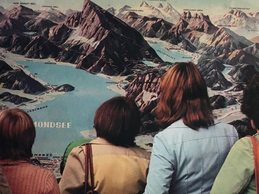 Luigi Ghirri, Salisburgo, 1976
