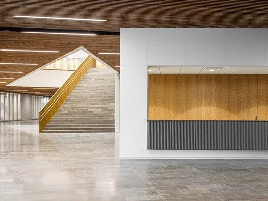Verstas Architects, Aalto School of Business - Otaniemi Espoo Ph.Mika Huisman