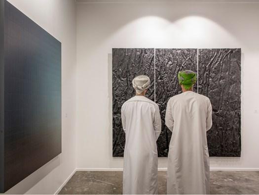 Art Dubai Contemporary 2018_Day 3_Courtesy of Photo Solutions