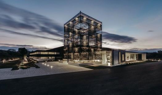 1. Talenti Headquarters