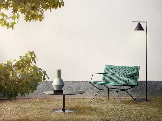 Intrecci colorati per l'outdoor: Neil Twist by MDF Italia