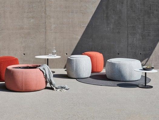 I tavolini outdoor secondo Royal Botania