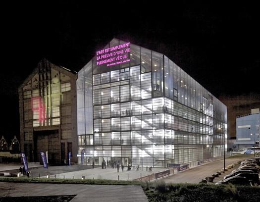 Gran Premio Internazionale BigMat '17 | Frac (Fondo Regionale per l'arte contemporanea), Dunkerque, Francia, firmato da Lacaton & Vassal