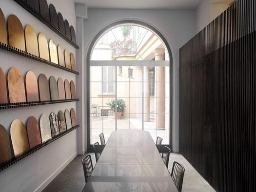 1. De Castelli showroom - ph Marco Menghi