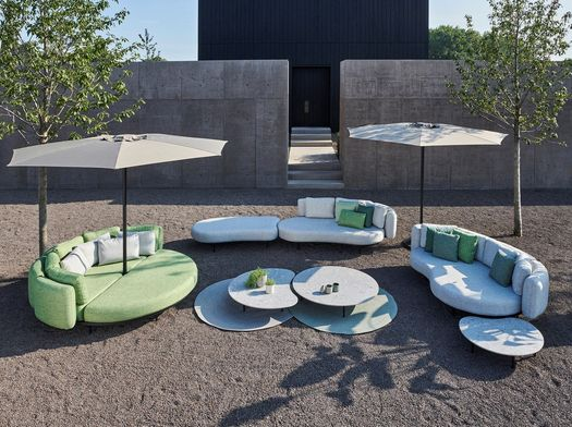 Organix Lounge + daybed
