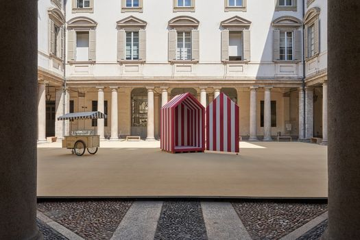 A beach in the Baroque by Studio Aires Mateus - ph. Sistemamanifesto