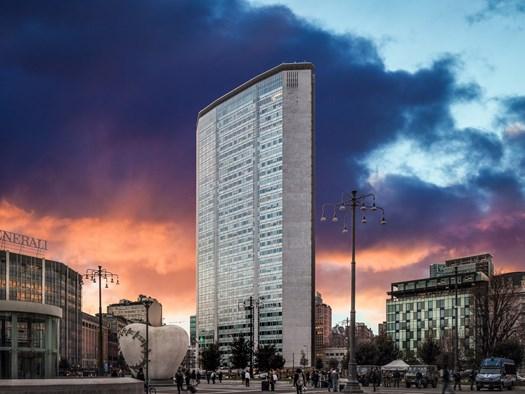 Grattacielo Pirelli - ©Andrea Zanchi