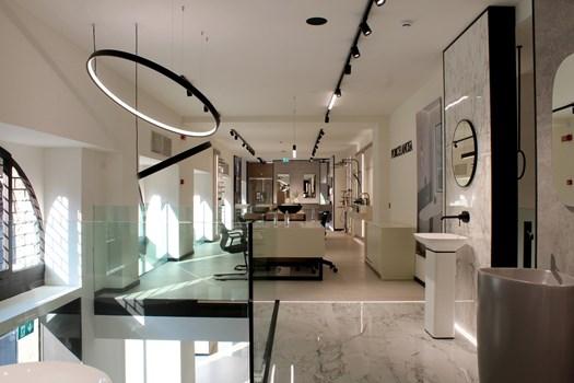 Showroom Porcelanosa Milano