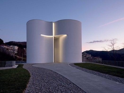 Chiesa di Santa Maria Goretti - Foto Duccio Malagamba