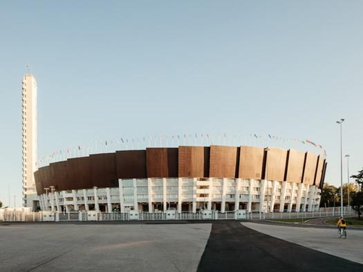 Helsinki Olympic Stadium_K2S Architects