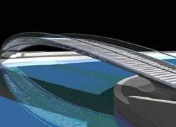 Venezia: al via i lavori per il ponte di Calatrava