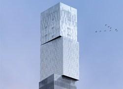 Al via i lavori per l'India Tower di FXFOWLE Architects