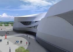 Architetture italiane per i Giochi Olimpici Invernali 2014
