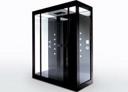 AVEC, la cellula di benessere con un'innovativa struttura in alluminio