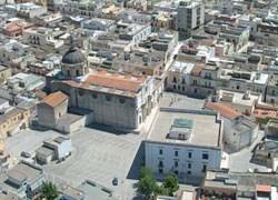 Trinitapoli riqualifica piazza S. Stefano