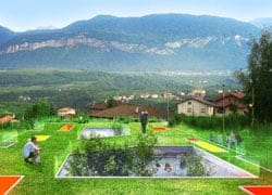 'Dreams' vince il concorso per il Parco di Taio