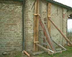 Arte e progetto di conservazione: il restauro della Cappella di San Nicola in Farigliano