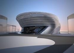 Zaha Hadid firma il Tribunale Civile di Madrid