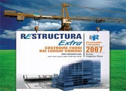 A Torino Restructura 2007 - XX Salone dell'Edilizia