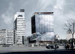 Vienna: semaforo verde per l'hotel UNIQA