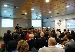 """Ampio consenso per il primo appuntamento di """"Impronta ecologica e ambiente costruito"""" organizzato da fischer"""